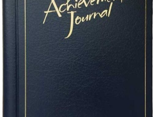 Are You Journaling: Achievement Journal by Judi Moreo